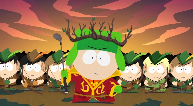 South Park: The Stick of Truth Goes Gold