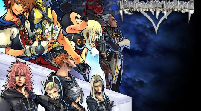 Kingdom Hearts Re:Chain of Memories HD Review