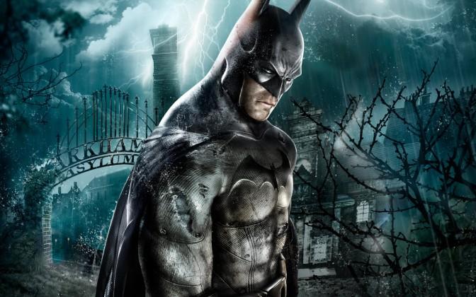 Batman: Arkham Asylum Reaction