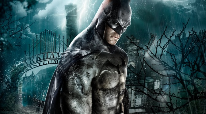 Batman: Arkham Asylum Reaction