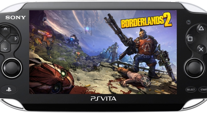 Borderlands 2 PS Vita Release Date?