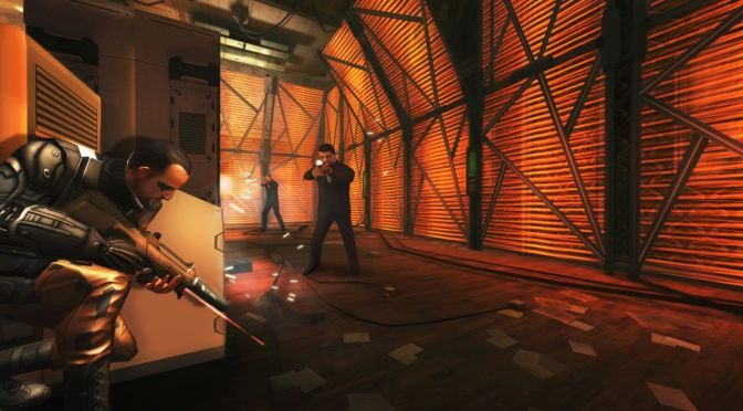 Deus Ex: The Fall coming to Steam