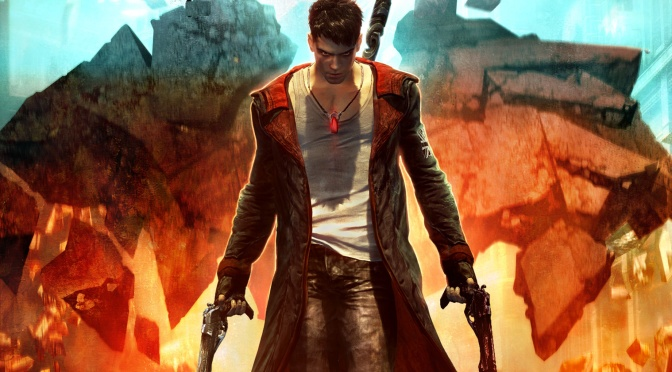 DmC: Devil May Cry Definitive Edition Gets Screenshots
