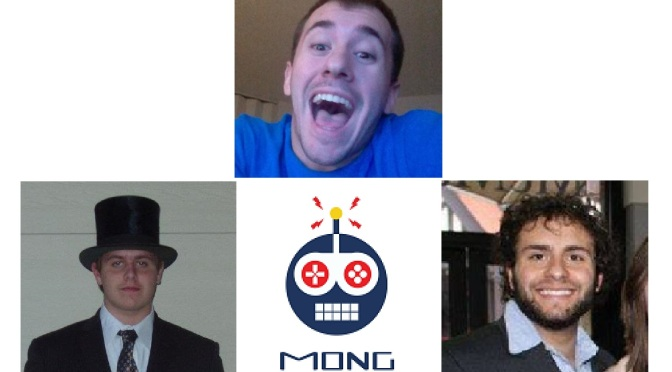 MONG Podcast Episode 19 – Valentine's Day and Games