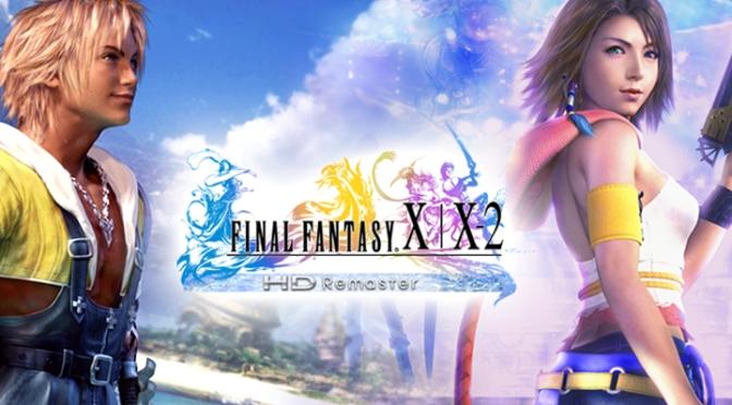 Final Fantasy X/X-2 Release Date