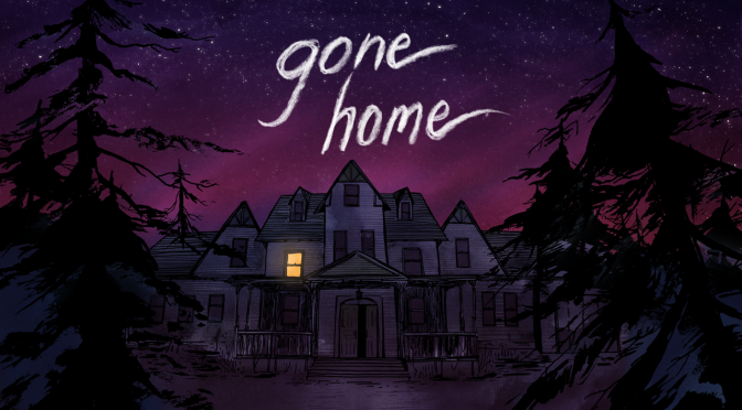 Gone Home Going Home Console