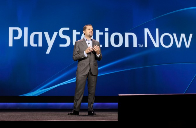 PlayStation Now Announced