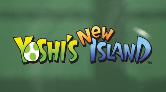 Yoshi's New Island Release Date