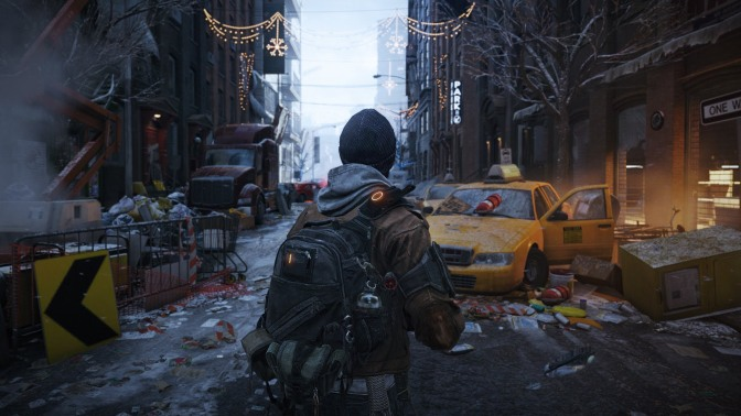 """PC Version of The Division Won't Be a """"Port"""""""