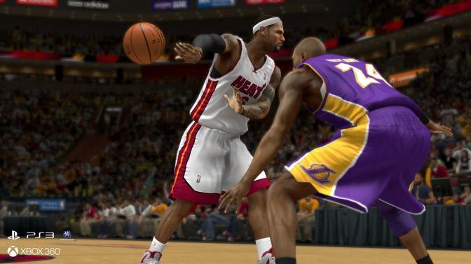 Strategies in NBA Games