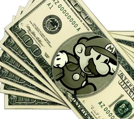 Nintendo Buying Up $1.2 Billion of Their Own Shares