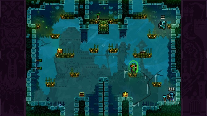 TowerFall Ascension Crashes on to PS4 and PC