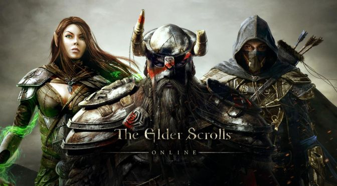 The Elder Scrolls Online Gets Release Date