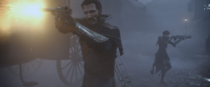 The Order: 1886 Is Close to Maxing Out The PS4