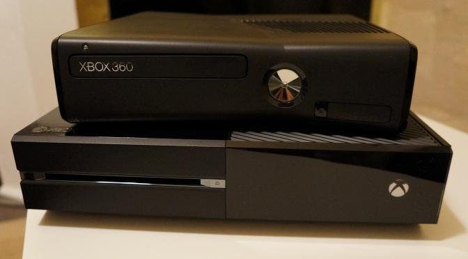 Xbox 360 vs. Xbox One
