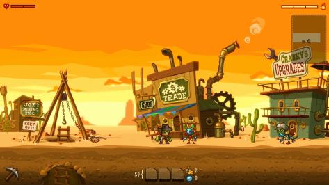 SteamWorld Dig Tumbleton
