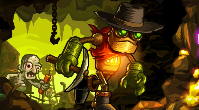 SteamWorld Dig Officially Heading to Wii U