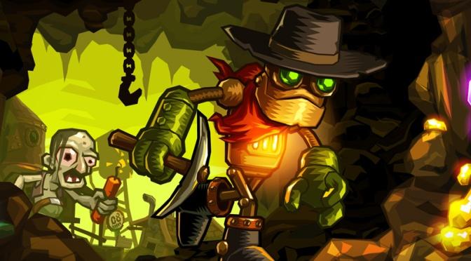 SteamWorld Dig PlayStation 4/Vita Release Date Announced