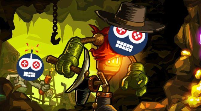 SteamWorld Dig-away!