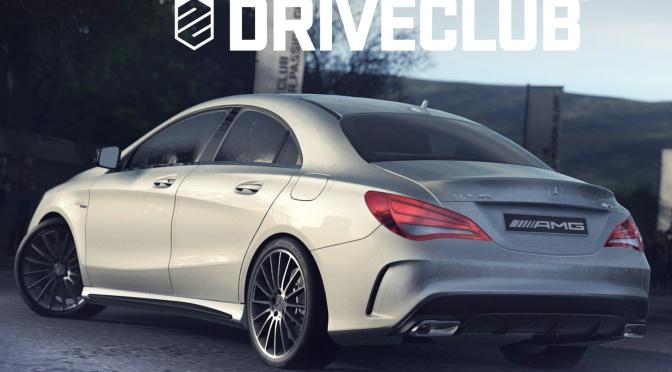 Driveclub Update