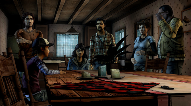 """The Walking Dead: """"A House Divided"""" Review"""