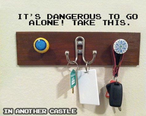 Dangerous Decal