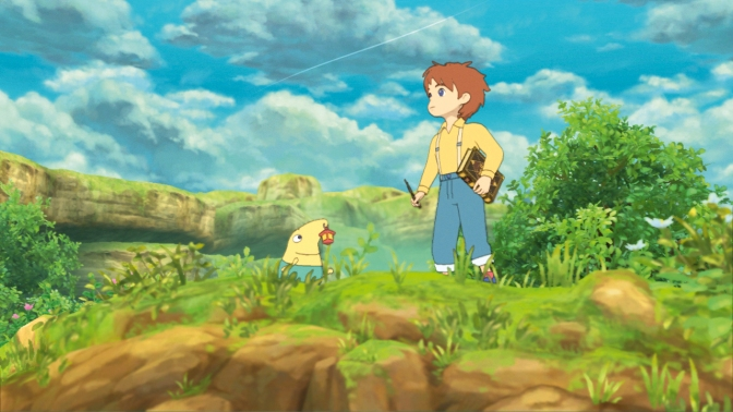 Ni No Kuni Has Shipped 1.1 Million Worldwide