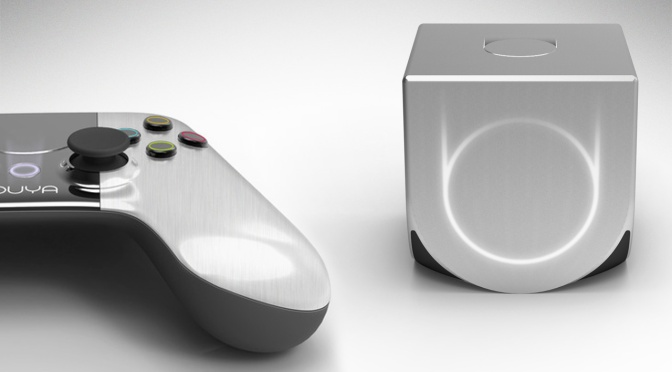 Mad Catz Announces Partnership with Ouya