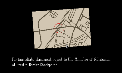 Papers, Please Checkpoint