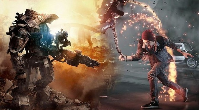 Titanfall vs. inFAMOUS: March Madness