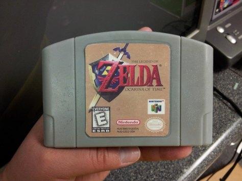 Legend of Zelda Soap