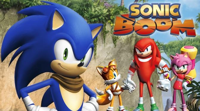 "Sonic Boom had ""Crazy"" Concept Designs"