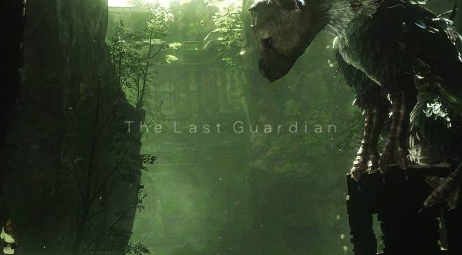 The Last Guardian is Still Coming