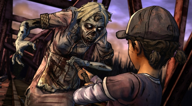 The Walking Dead: Season 2, Ep. 1 Review, PS Vita