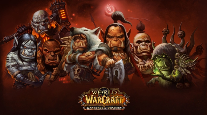 World of Warcraft: Warlords of Draenor hits 1 Million Preorders