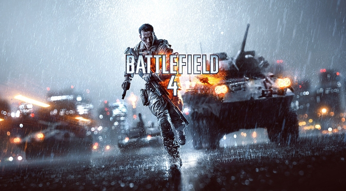 Battlefield 4 Possibly at the end of the Road to Recovery
