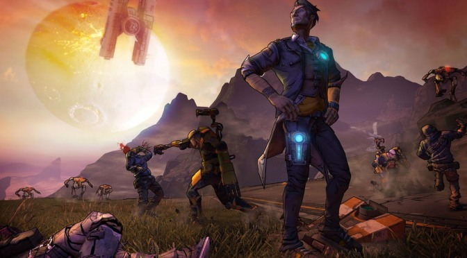 Borderlands Midquel Rumored for Last-Gen