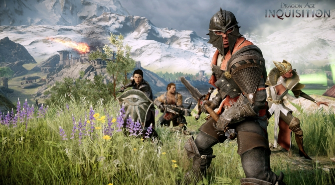 Dragon Age: Inquisition Release Date Revealed
