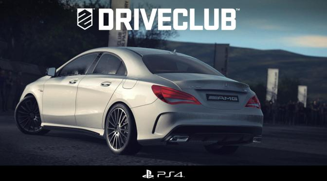 DRIVECLUB Release Date Revealed