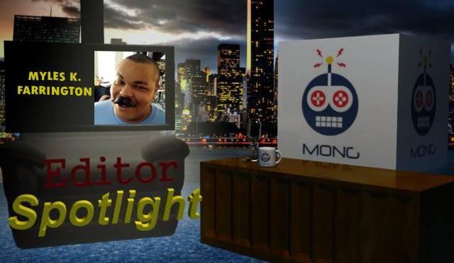 Editor Spotlight: Myles Farrington's Top 5 Games