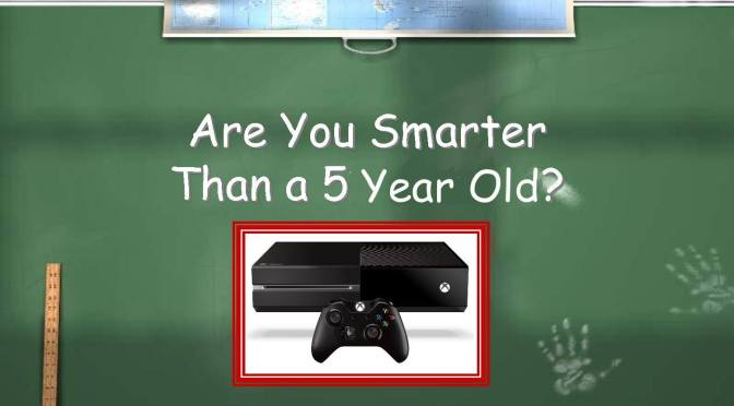 MONG Podcast Episode 28 – Microsoft, Are You Smarter Than a 5 Year Old?