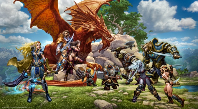 EverQuest Director Defends Free-to-Play