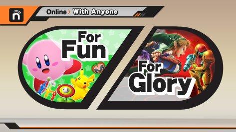 Smash Bros For Fun Glory