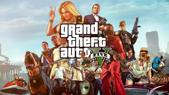 GTA V Nearly Finished for PC Release