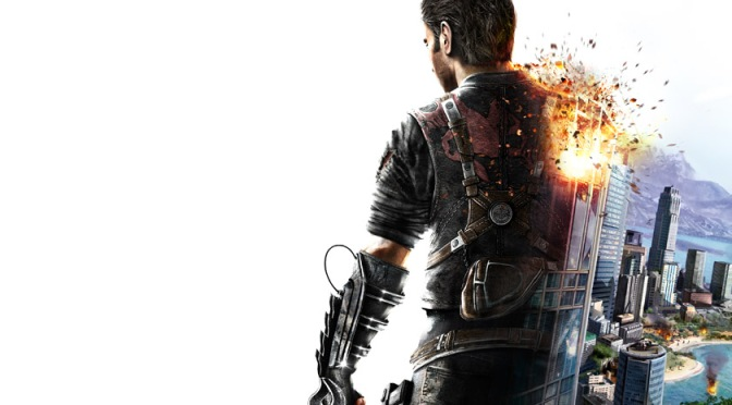 Just Cause 3 At E3?