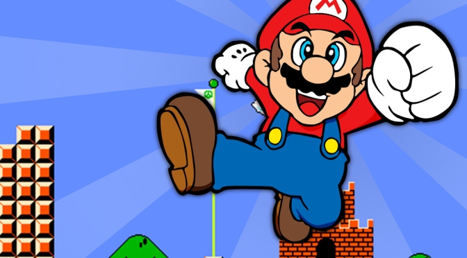 Next Mario Game In Development