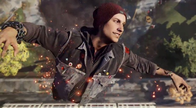 inFAMOUS: Second Son Patch Coming Soon