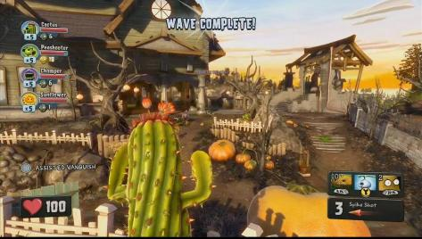 Plants vs. Zombies Garden Warfare Screenshot