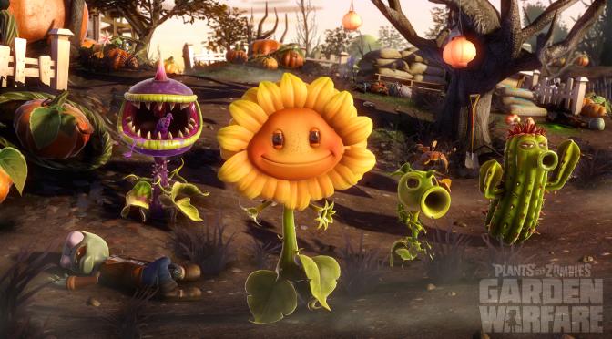 Plants vs. Zombies Garden Warfare PC Release Date Announced