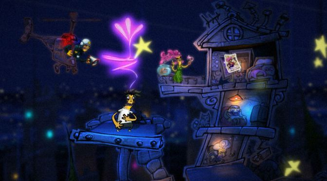 Stick It To The Man heads to Wii U